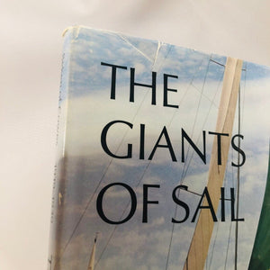 The Giants of Sail 1919-1939 by Beken of Cowes 1968