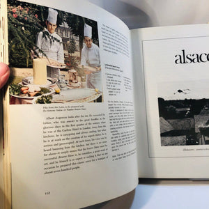 Masters of French Cuisine Recipes Provided by the Chef's of Michelin Starred Restaurants 1971