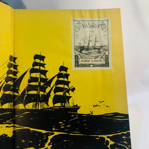 Iron Men and Wooden Ships Illustrated with Elegant Engravings Edited by Frank Grey 1924