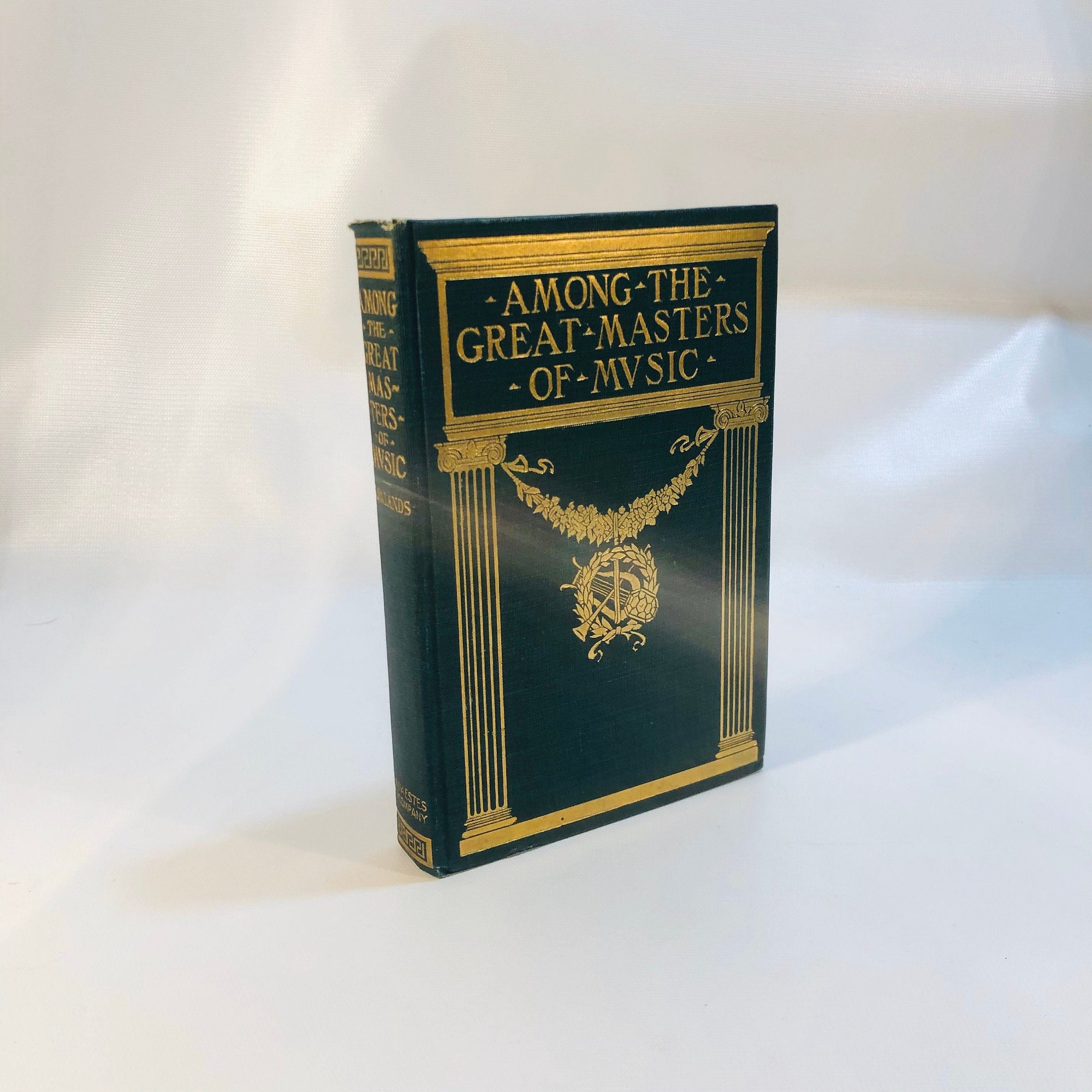 Among the Great Masters of Music by Walter Rowlands 1900
