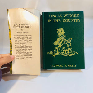 Uncle Wiggily in the Country by Howard R. Garis 1940