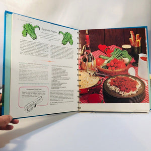 Betty Crocker Hostess Cookbook A Wealth of Ideas for Todays Entertaining 1967