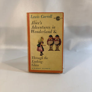 Alice's Adventures in Wonderland & Through the Looking-Glass by Lewis Carroll 1960