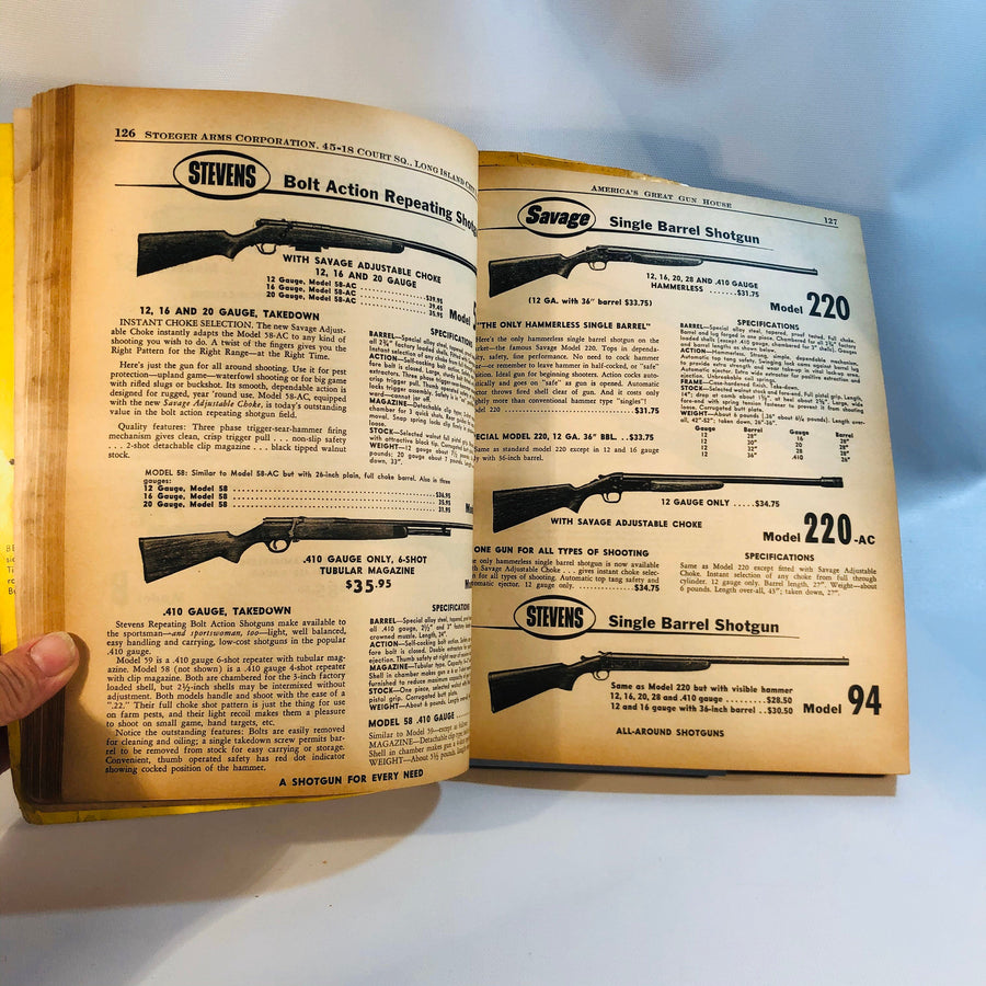 Shooters Bible Worlds Greatest Gun Book 49th Edition 1958