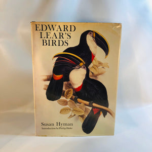 Edward Lear's Birds by Susan Hyman 1989