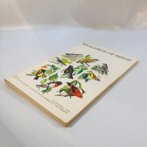 Migration of Birds by Frederick Lincoln 1979 Published by The Fish & Wildlife Service