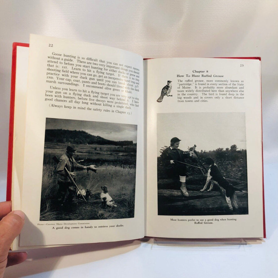 Hunting-Fishing and Camping by L.L.Bean 1944