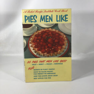 General Motors Employees Pies Men Like and Cookie Jar 2 Vintage Advertising Pamphlets