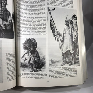 A Pictorial History of the American Indian Oliver La Farge 1974