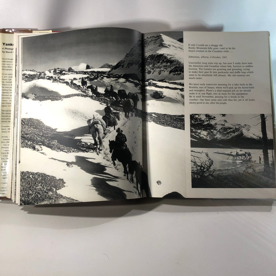 Yankee Nomad a photographic odyssey by David Duncan 1966 First Edition