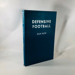 Defensive Football by Sam Huff 1963