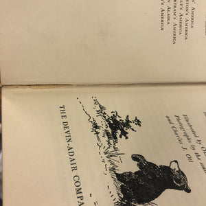 A Naturalist in Alaska by Adolph Murie First Edition 1961