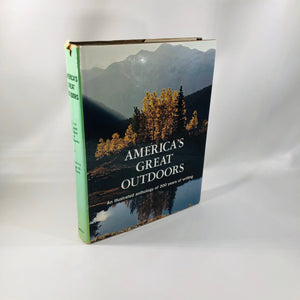 America's Great Outdoors by L. James Bashline 1976