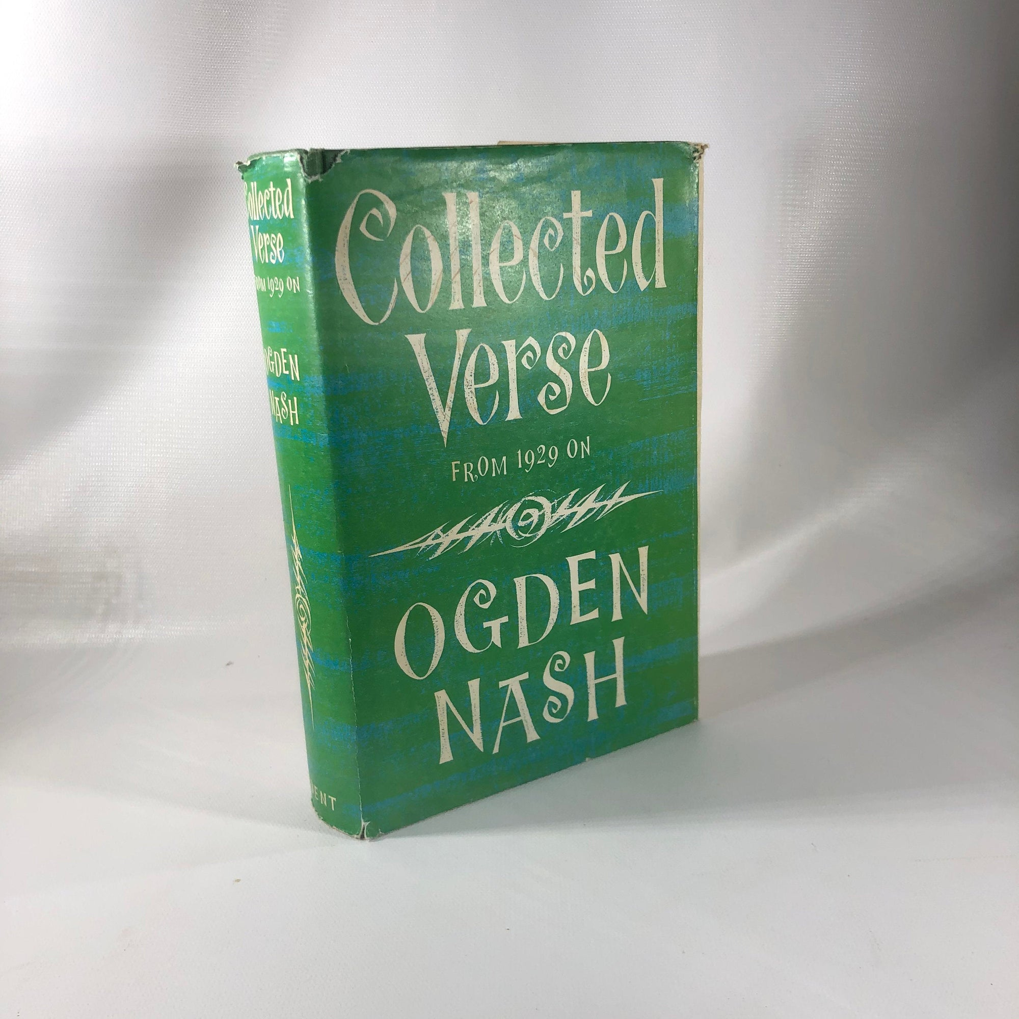 Collected Verse From 1929 On by Ogden Nash 1966
