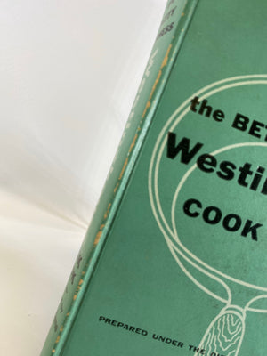 The Betty Furness Westinghouse Cookbook by Julia Kiene 1954 First Printing