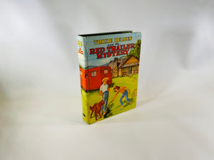 Trixie Belden and the Red Trailer Mystery by Julie Cambell 1950