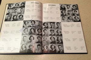 Washingtonian Yearbook 1952 Volume 29 Fresno County, CA
