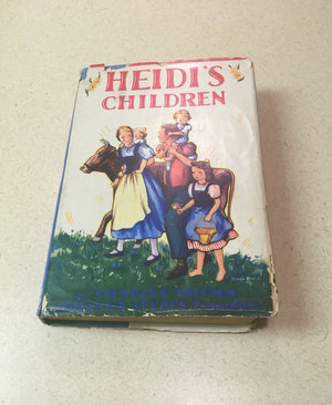 Heidi's Children by Charles Tritten-1939