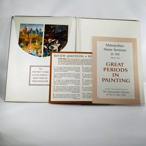 Metropolitan Seminars in Art by John Canaday Portfolio 12-The Artist as a Visionary 1959