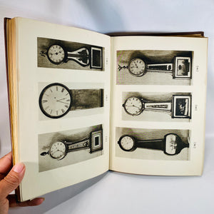 The Clock Book by Wallace Nutting 1924