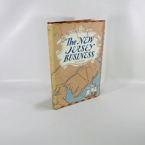 The New Jersey Business by Henry H. Bisbee 1963-Reading Vintage