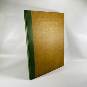 Nature's Law and the Making of Pictures by W.L. Wyllie, A.R.E 1903