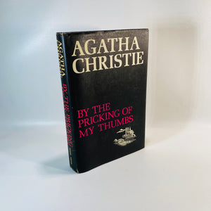 By the Pricking of My Thumbs by Agatha Christie 1968-Reading Vintage