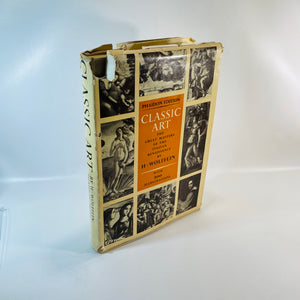 Classic Art The Great Masters of the Italian Renaissance by H. Wolfflin 1959