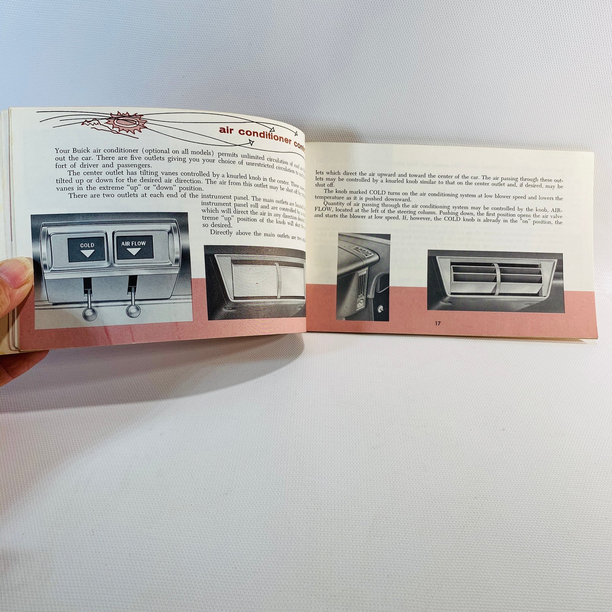 Buick 1960 Owners Guide Buick Motor Division Flint Mi.-Reading Vintage