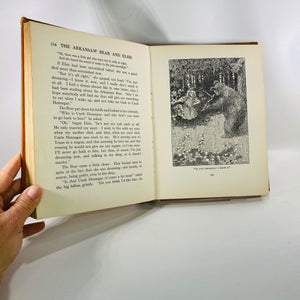 The Arkansaw Bear Complete by Albert Bigelow Paine 1929-Reading Vintage