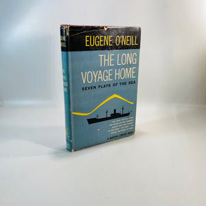 The Long Voyage Home by Eugene O'Neill 1946 Modern Library Book