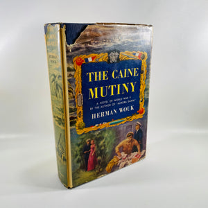 The Cain Mutiny by Herman Wouk 1951