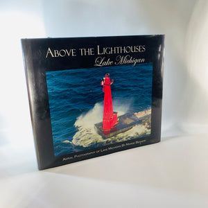 Above the Lighthouses Lake Michigan Marge Beaver 2011-Reading Vintage