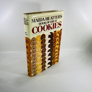 Maida Heatter's Book of Great Cookies 1977-Reading Vintage
