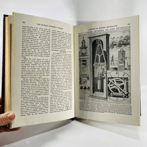 Popular Science and Industry Volume 2 of The Human  Interest Library 1922