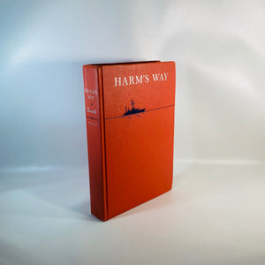 Harm's Way by James Bassett 1962-Reading Vintage