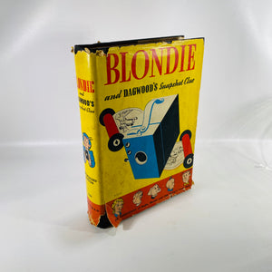Blondie and Dagwood's Snapshot Clue by Chic Young 1943-Reading Vintage