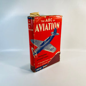 The ABC of Aviation by Lt. Col. Victor Page 1943-Reading Vintage
