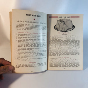 Good Things to Eat Recipe Booklet by Henkel's Commercial Milling Co Detroit Michigan-1939