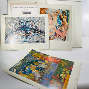Metropolitan Seminars in Art by John Canaday Portfolio 4-Abstraction 1958