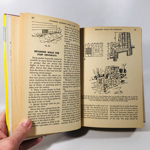 Amateur Builder's Handbook by Hubbard Cobb 1950 A Vintage Wise Publication 1950