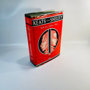Complete Poems of Keats & Shelley Modern Library Giant-Reading Vintage