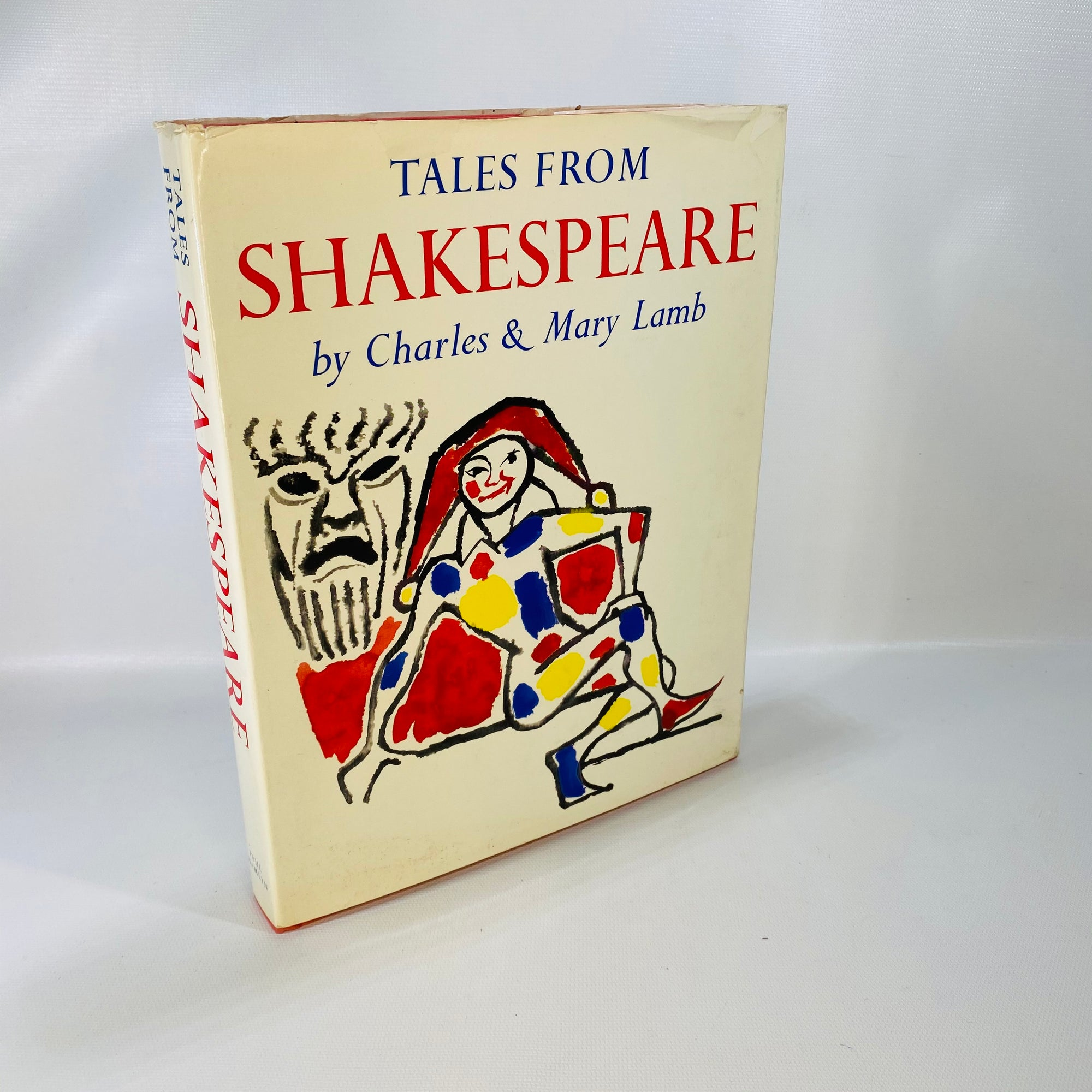 Tales from Shakespeare by Charles Lamb 1966 Paul Hamlyn-Reading Vintage