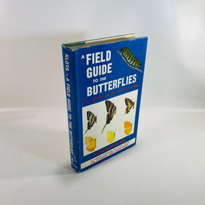 A Field Guide to the Butterflies of N America by Alexander Klots 1960-Reading Vintage