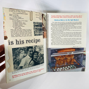 Big Boy Barbecue Book by Tested Recipe Institute 1960-Reading Vintage
