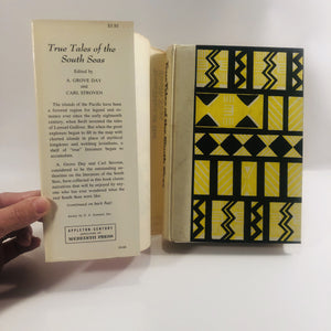 True Tales of the South Seas by A. Grove Day 1966 A First Edition Vintage Book