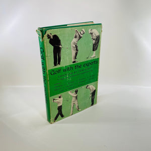 Golf with the Experts compiled by Tom Scott 1960-Reading Vintage