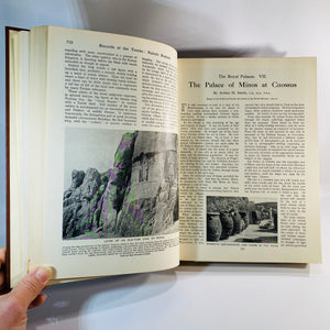 Wonders of the Past in Two Volumes Sir J. A. Hammerton 1937-Reading Vintage
