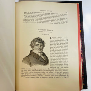 Great Men and Famous Women Volume Four 1894 A History-Reading Vintage