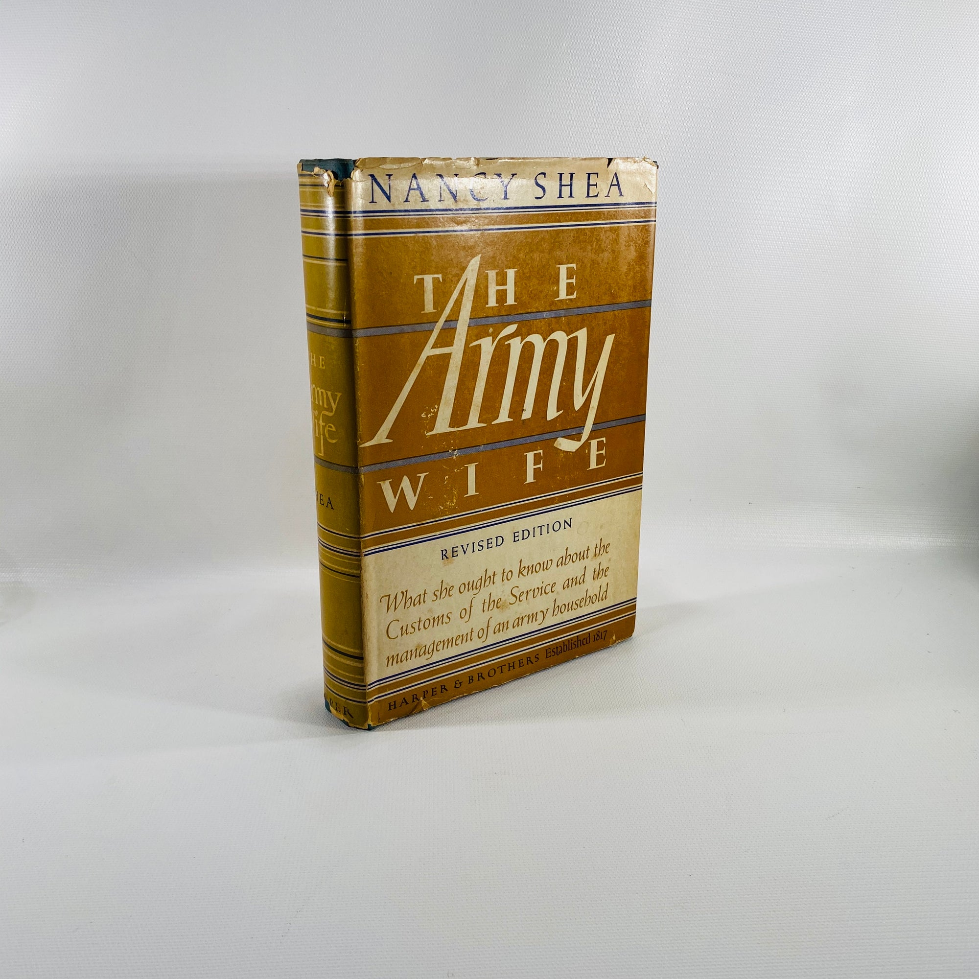 The Army Wife by Nancy Shea 1942